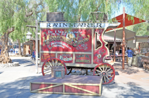 © Randomshots | Dreamstime.com - Medicine Wagon Photo