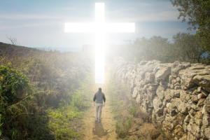 © Bonciutoma | Dreamstime.com - Walk To The Cross Photo