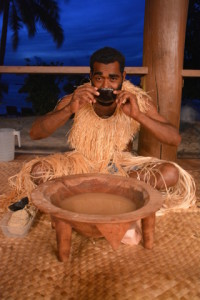 © Eliaviel | Dreamstime.com - Kava Drinking Photo